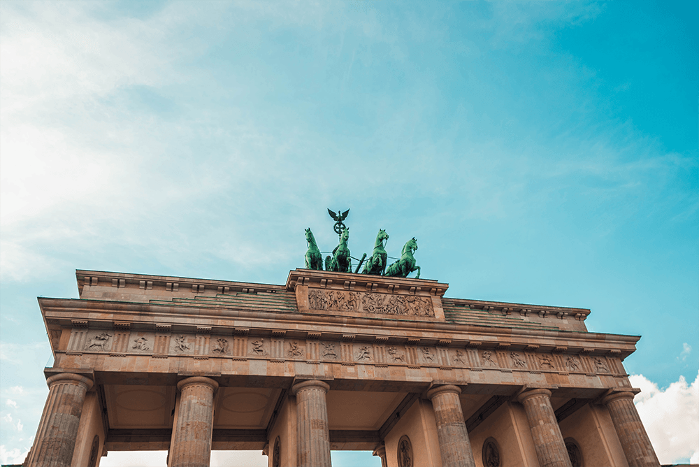 We would like to welcome you to your new home Berlin.